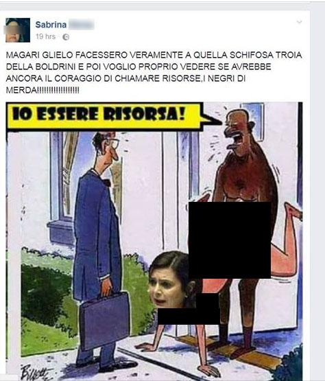 Perché Prendersela Con Laura Boldrini Il Blog Di David Puente
