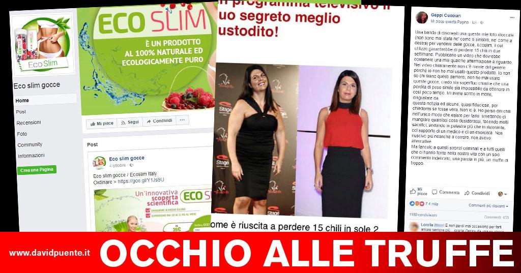 pubblicita eco slim